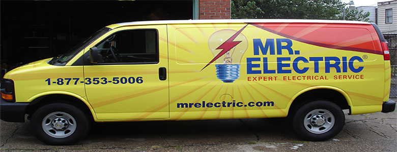 Vehicle wraps by Acrobat Signs